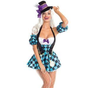 SP Seductive Hatter Costume